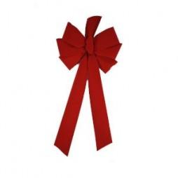 Red Velvet Bow 4