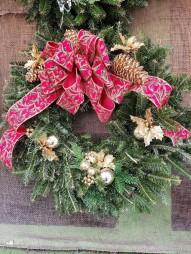 Fresh Handmade Wreaths
