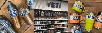 Your local authorized Yeti dealer!!