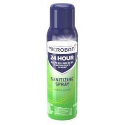 Microban 24 Sanitizing Spray 15oz