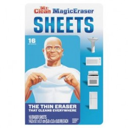 Mr. Clean Magic Eraser Cleaning Sheets