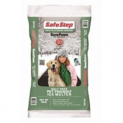 Organic Ice Melter, Pet Safe, 40-Lbs.