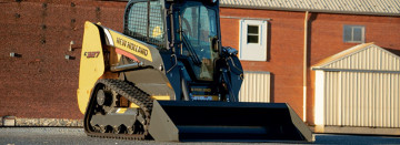 New Holland C327 Compact Track Loader