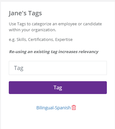 Jane Tag