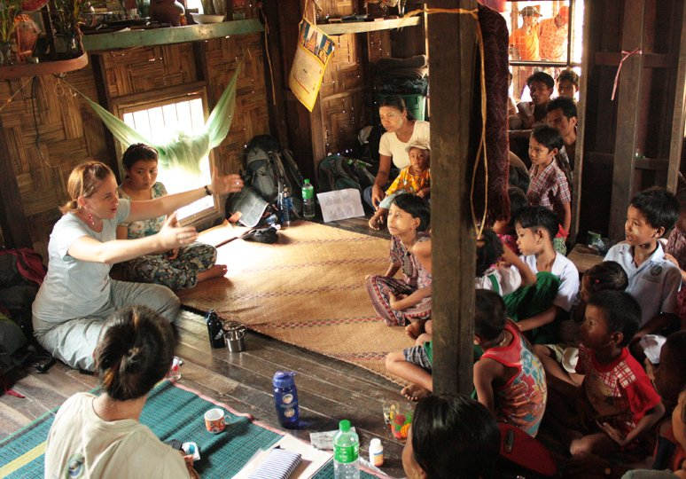 Teaching in Southeast Asia
