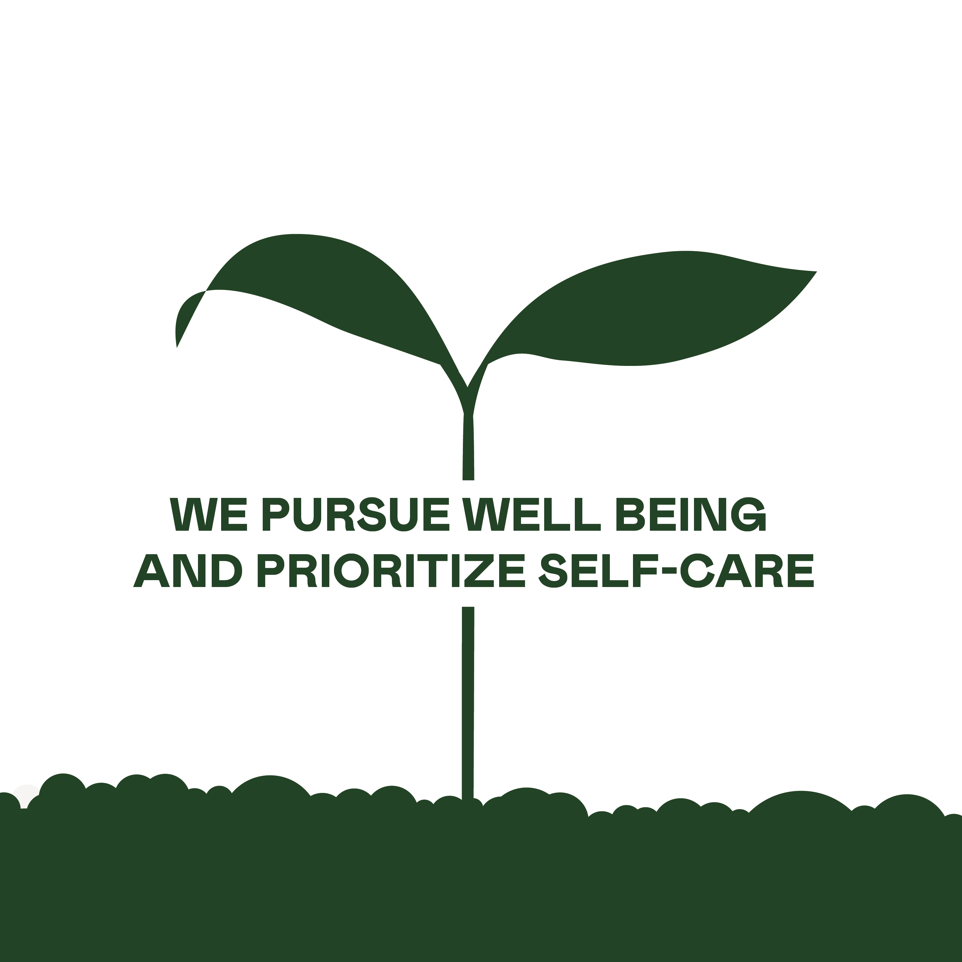 Wellbeing and Self-Care