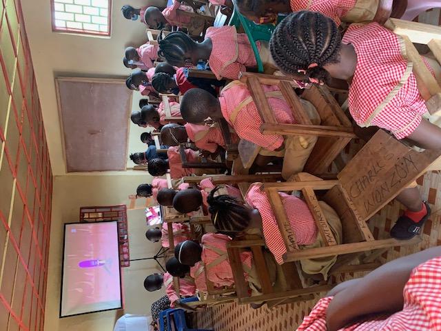 Lorvena teaching health education