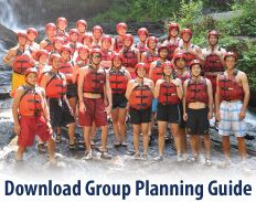 Camp Nantahala Group Planning Guide