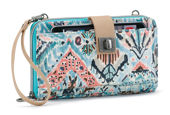 Sak Roots Large Smartphone Crossbody