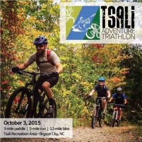 Tsali Adventure Triathlon 2015