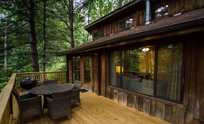 Deluxe cabins nantahala outdoor center for The cabins at nantahala