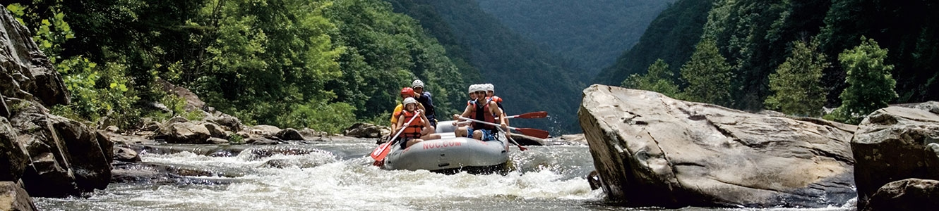 Nolichucky River Rafting