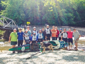 Nantahala Racing Club Wins Fourth Grant for 2016 Season