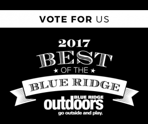 2017 Best of the Blue Ridge Awards