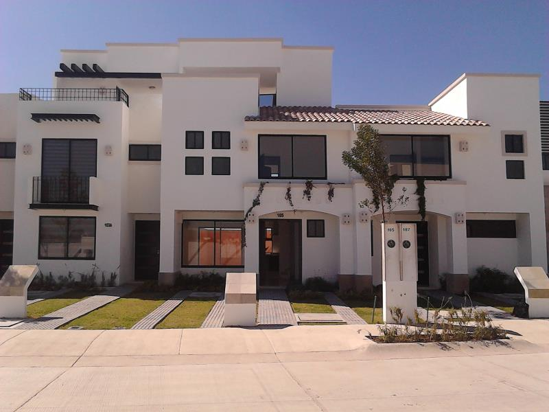 Casa en venta el cielo residencial le n guanajuato for Casas en leon gto