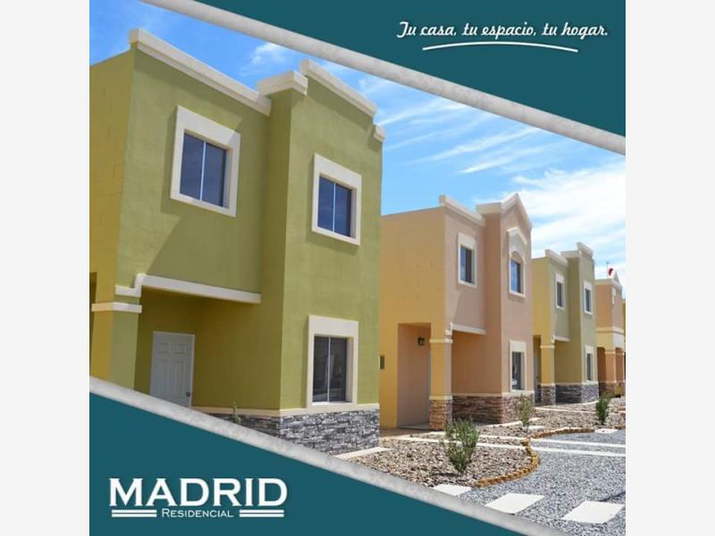 Casa en venta residencial madrid mexicali baja for Jardin xochimilco mexicali