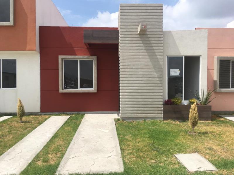 Casa En Venta Casas Economicas 1 Nivel Pachuca De Soto Hidalgo