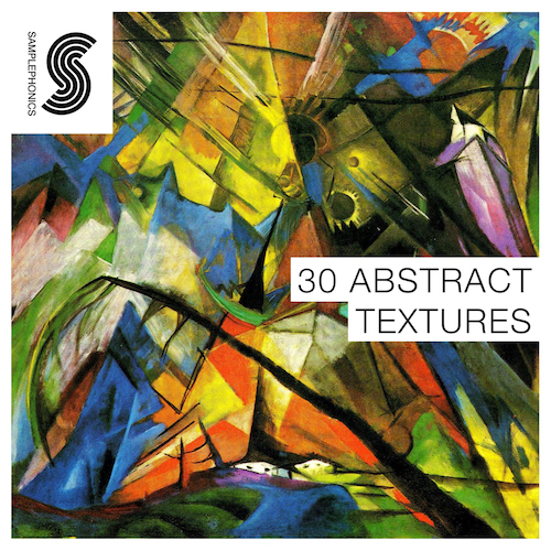 30 abstract textures