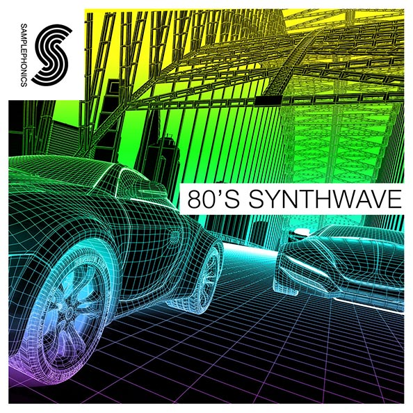 80s synthwave electronic sample library royalty free 24 bit noiiz