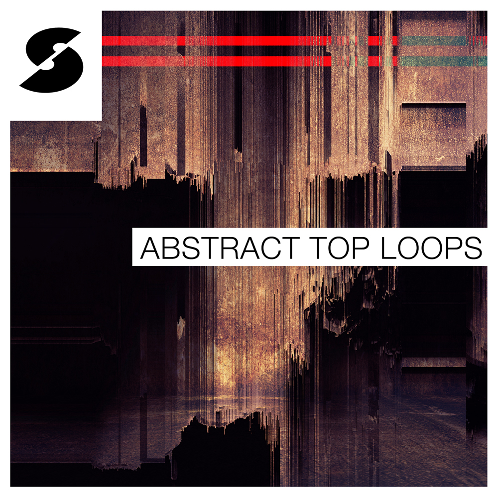 Abstract top loops desktop email