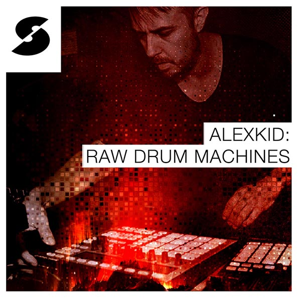 Alexkid raw drum machines1000