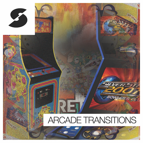 Arcade transitions desktop email