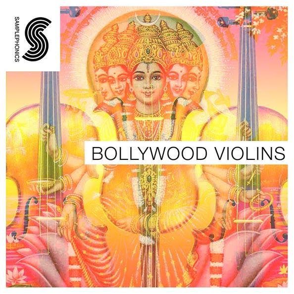Bollywood violins1000