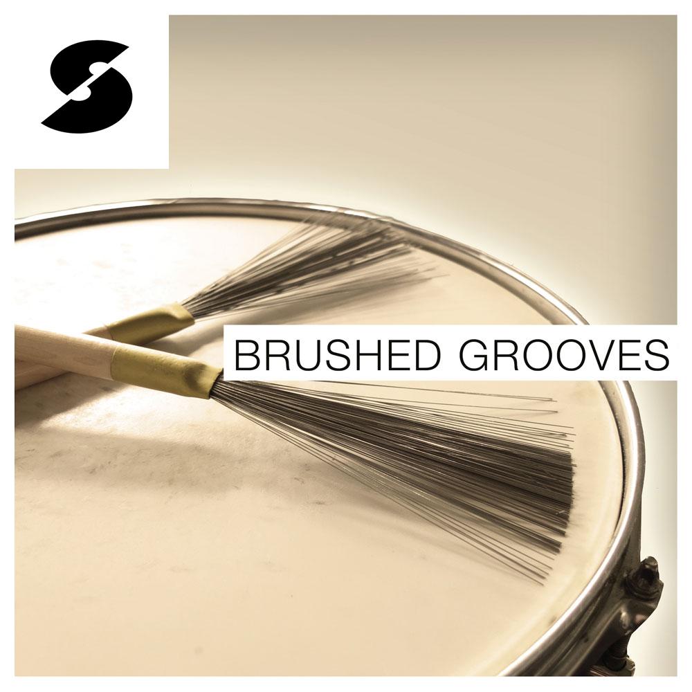 Brushed grooves desktop email