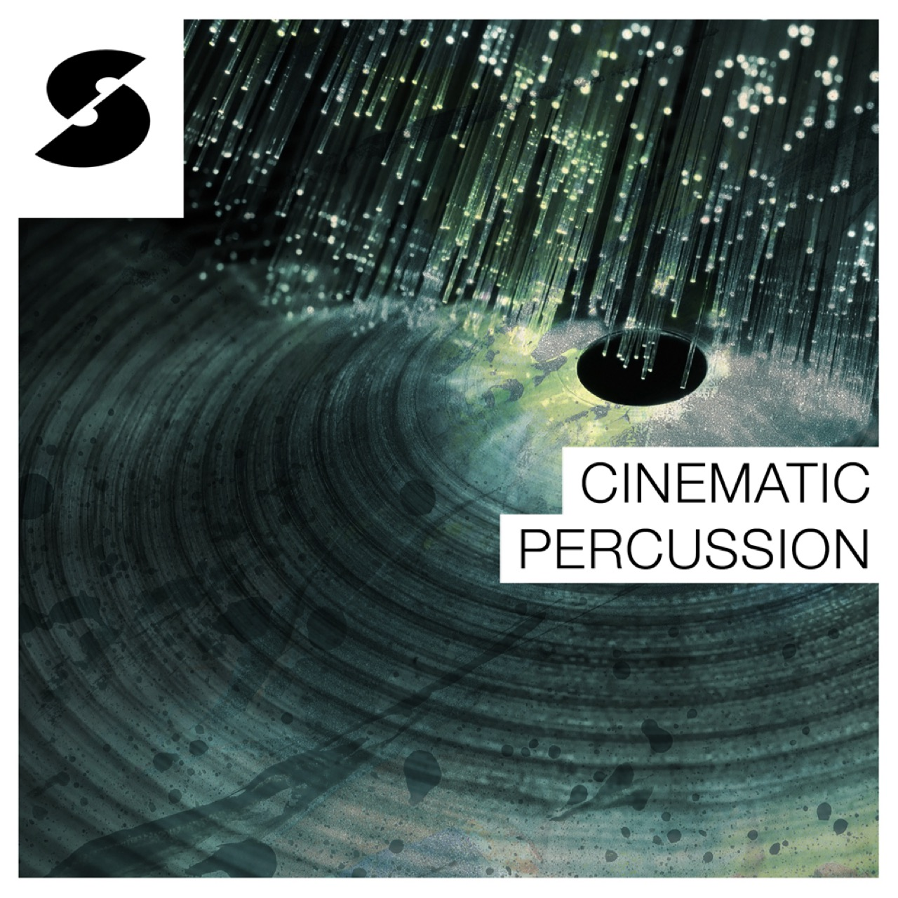 Cinematic percussion desktop email