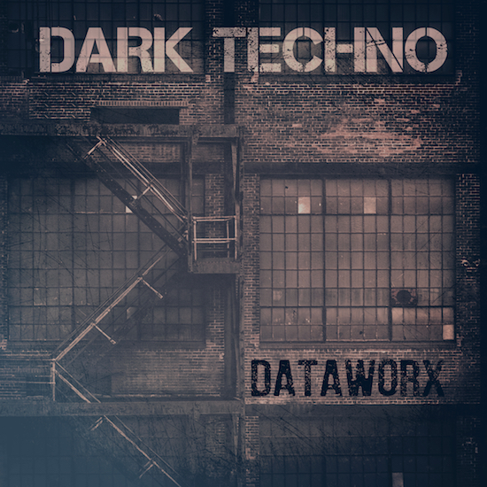 Darktechno noiiz artwork