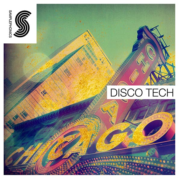 Disco tech 1000 x 1000