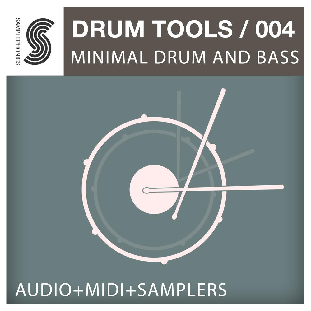 Drum tools   minimal dnb