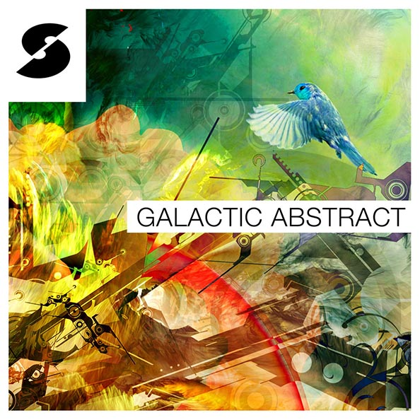 Galactic abstract1000