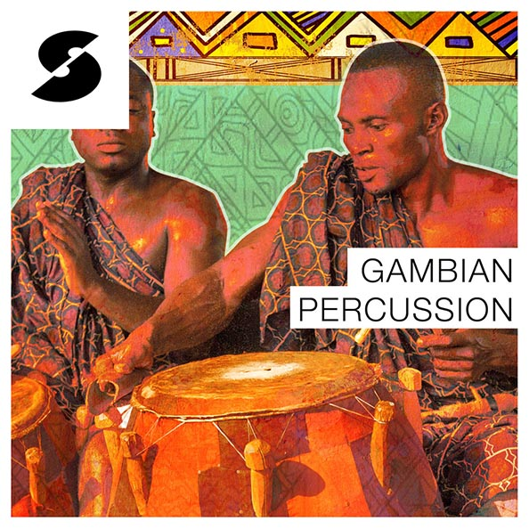 Gambian percussion email