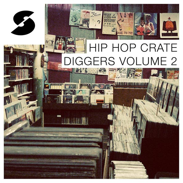 Hip Hop Crate Diggers Volume 2