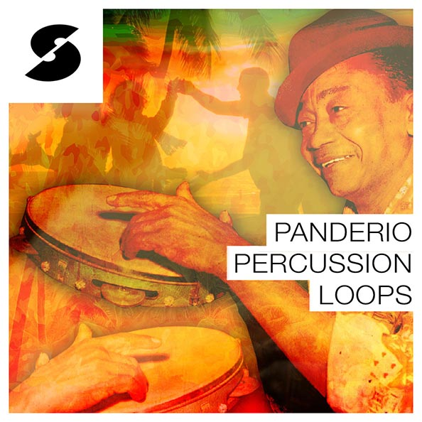 Pandeiro percussion loops desktop email