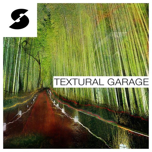 Textural garage desktop email