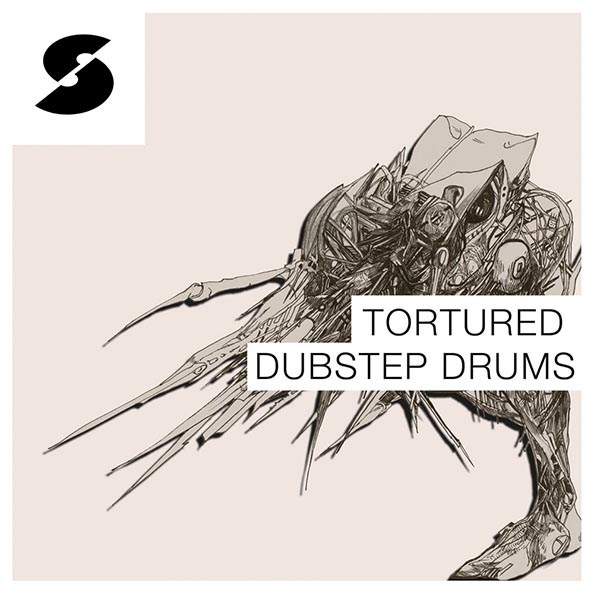 Tortured dubstep drums desktop email