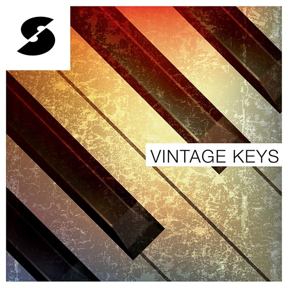 Vintage keys slice machine desktop email