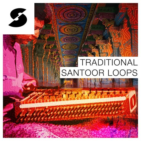 Traditional Santoor Loops Freebie