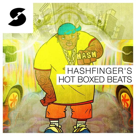 Hashfinger's Hot Boxed Beats Freebie