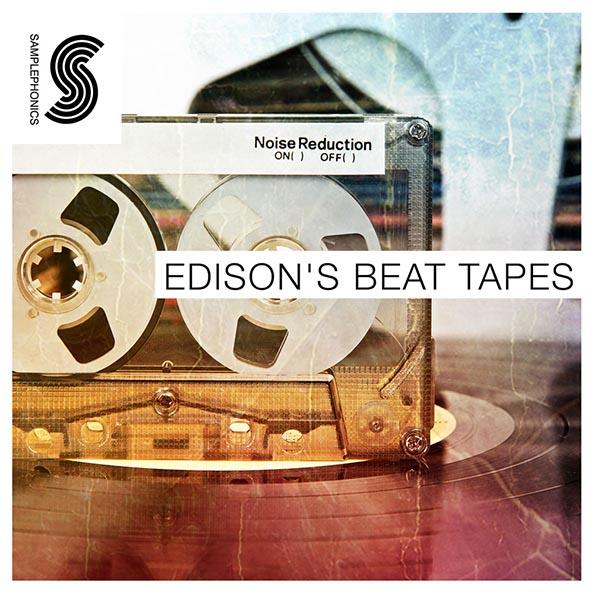 Edison's Beat Tapes Freebie Free Sample Pack Download | Noiiz