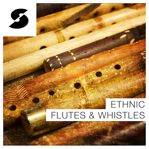 Ethnic Flutes and Whistles Freebie