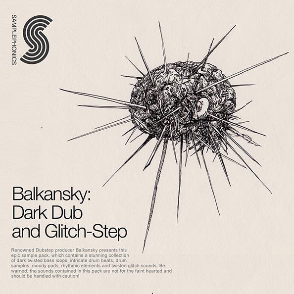Balkansky: Dark Dub and Glitch-Step Freebie Free Sample Pack | Noiiz