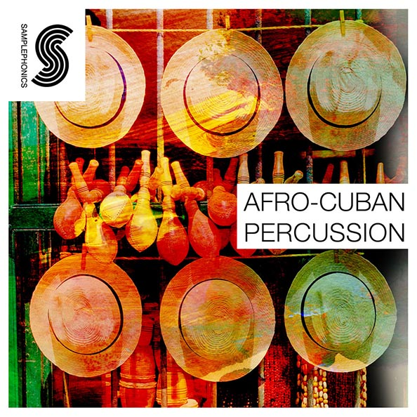 Afro-Cuban Percussion Freebie