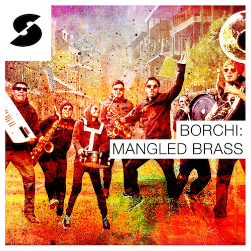 Borchi: Mangled Brass Freebie