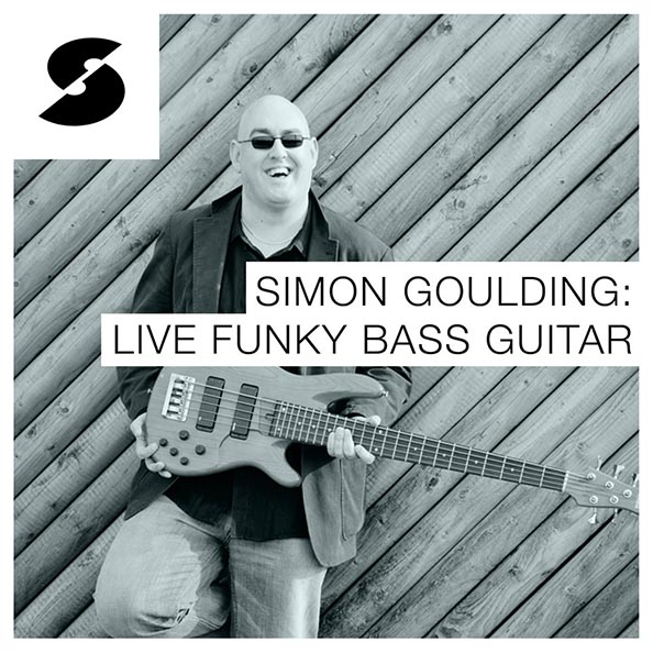 Simon Goulding: Live Funky Bass Guitar