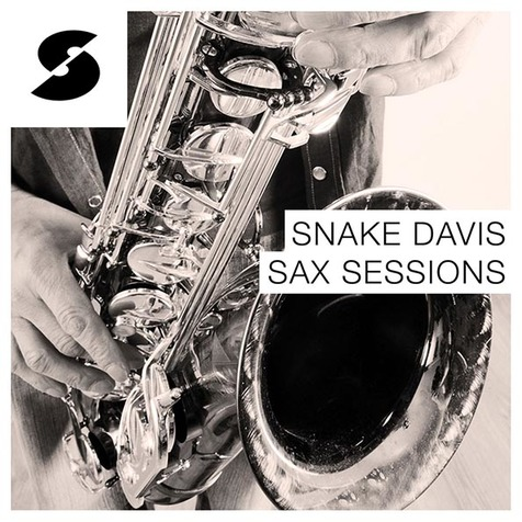 Snake Davis Sax Sessions Acoustic Sample Library, Royalty