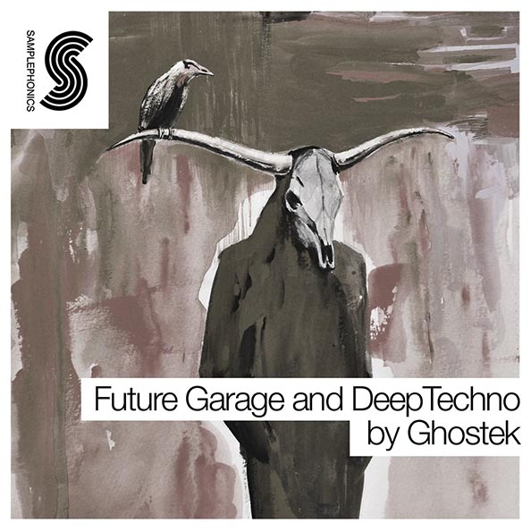 Ghostek future garage and deep techno email