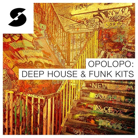 Opolopo: Deep & Funky House Kits